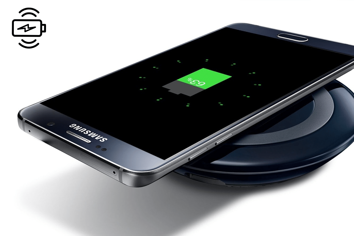 How does Wireless Charging work on Samsung Galaxy S8/Note 8?
