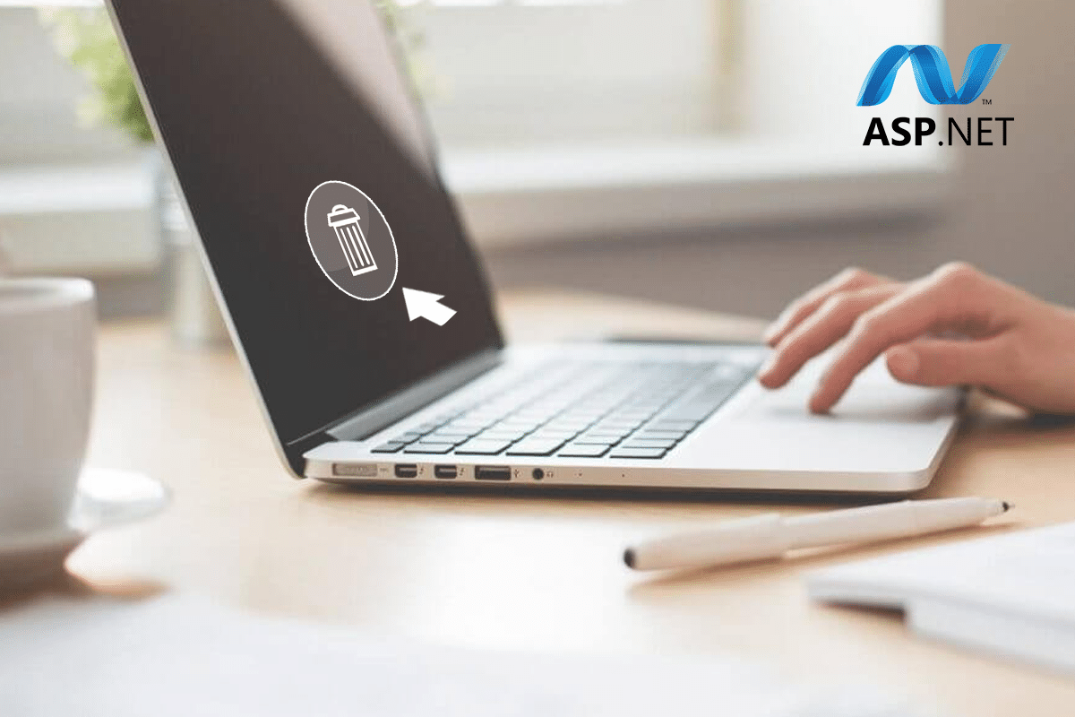 What is ASP.NET Machine Account? How to delete it?